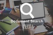 Přenosný počítač s koncepcí vyhledávání dokumentů