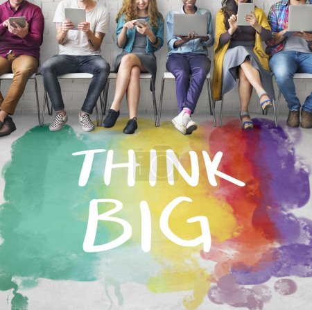 diversity people and think big