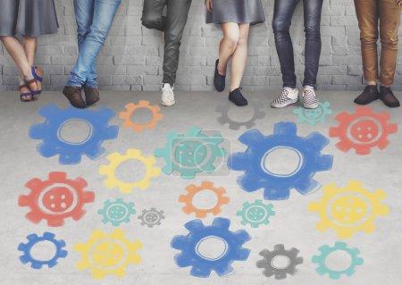 diversity people and hi-tech