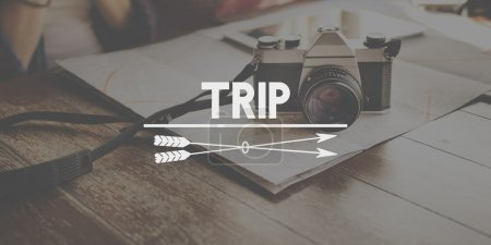 Travel Trip Vacation Concept
