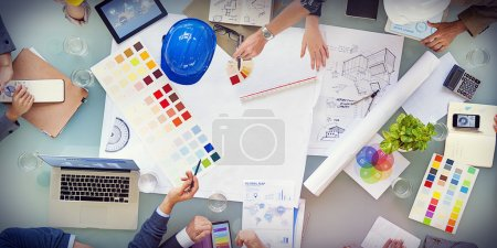 Designers and Architects Working Together