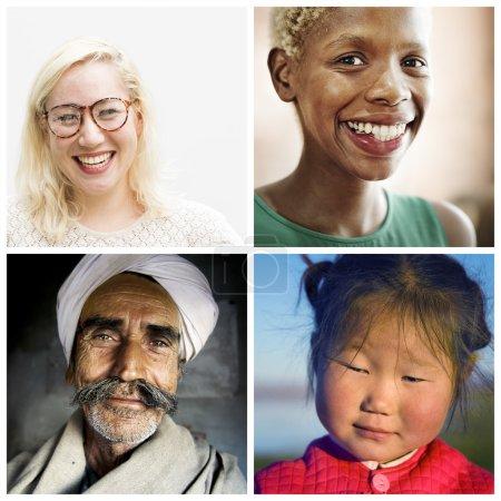 Ethnic Various people