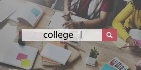 College Education Knowledge Concept