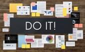 Udělej to! Motivovat motivovat koncepce