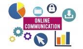 Šablona s Online komunikační koncept