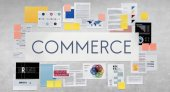 Commerce Business  Sell Concept