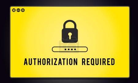 Authorization Requirement Concept
