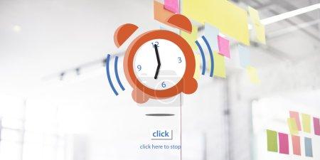 Time Alarm Deadline Concept