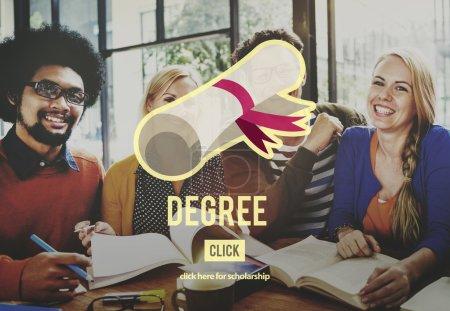 Course Education Concept