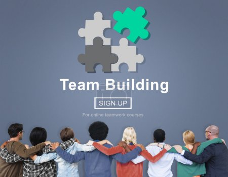 Diverse People and Team Building