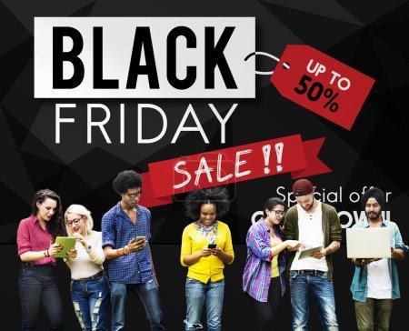 Black Friday Discount Half Price