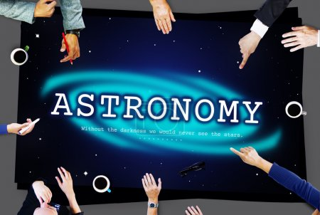 Astronomy, Intergalactic Universe Concept