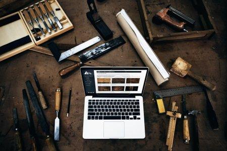 Carpenter Craftmanship Concept