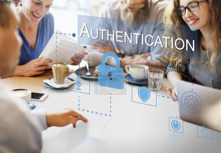 people discussing about Authentication
