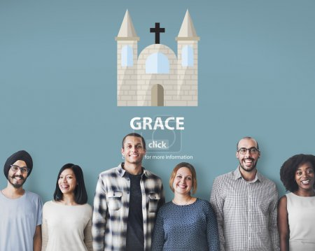 diversity people with grace