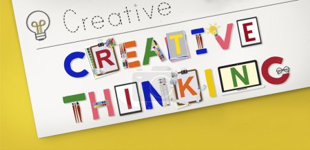 creative graphic letters