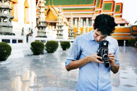 Photographer Travel with camera