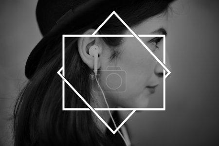 woman Branding Logo Concept