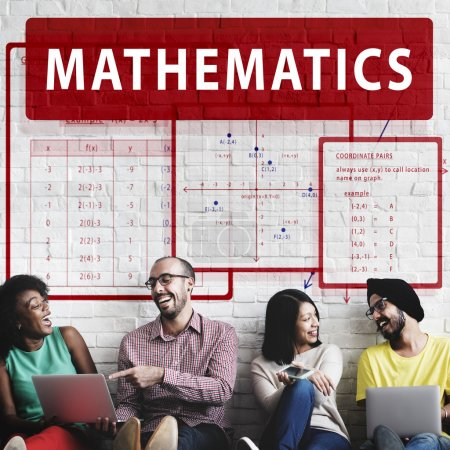 diversity friends near wall with Mathematics