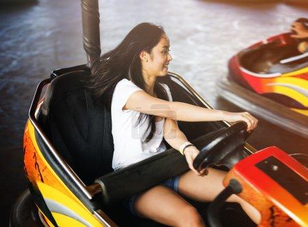 Amusement Park Funfair