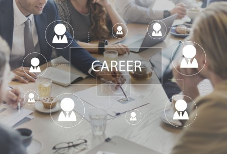 people discussing about Career