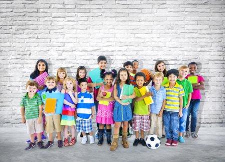 Little students