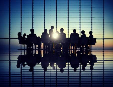 Photo for Management Team at the meeting - Royalty Free Image