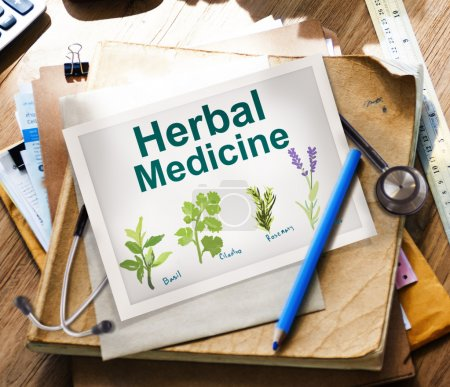 Herbal Medicine card