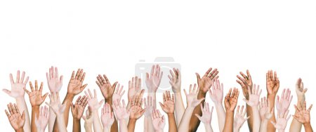 People's Arms Outstretched