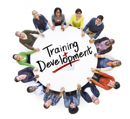 People and word Training Development