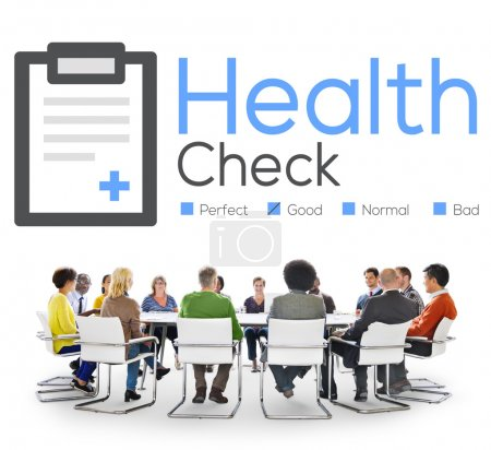 people discussing about Health Check