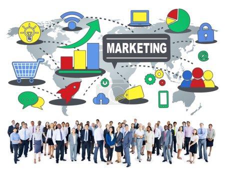 Marketing Brand Concept