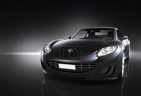 Comtemporary Luxury Car
