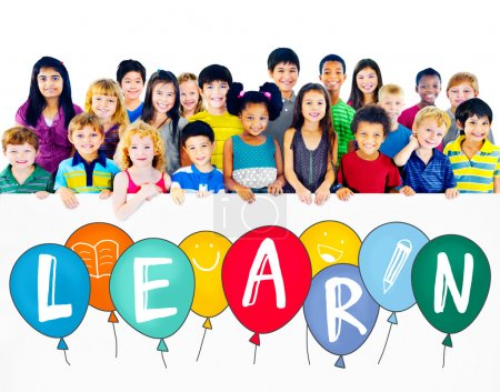 Education concept of learn