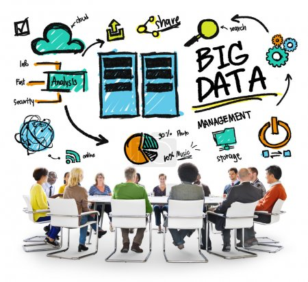 Diverse People and Big Data Meeting