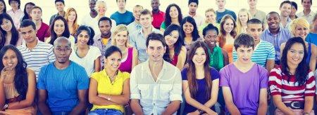 Diversity People together