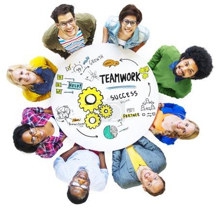 teamarbeit team konzept