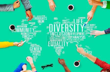 Diversity Community Meeting Concept