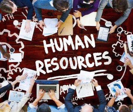 notion de ressources humaines