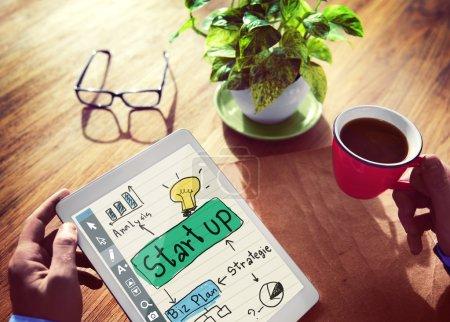 Start up, Business Plan Concept