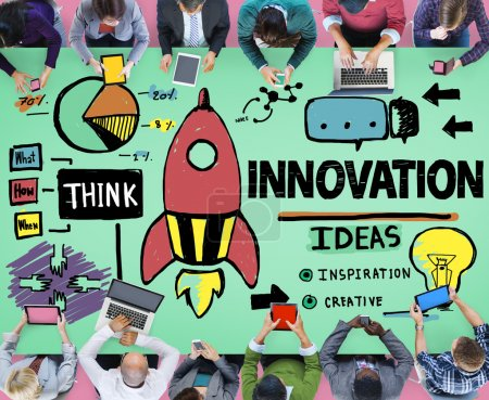 Innovation Business Plan Concept