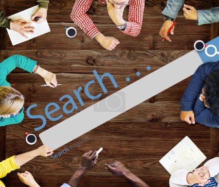 Search Seo Online Internet Concept