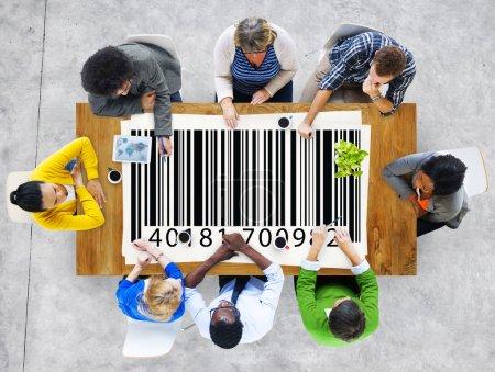 bar code reader concept