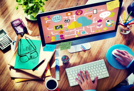 Web Designer and Start up Office Design