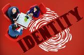 Fingerprint Identity Protection Safety Concept