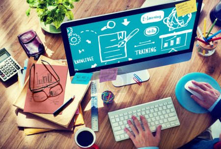Web Designer and Office Design - Launch Concept