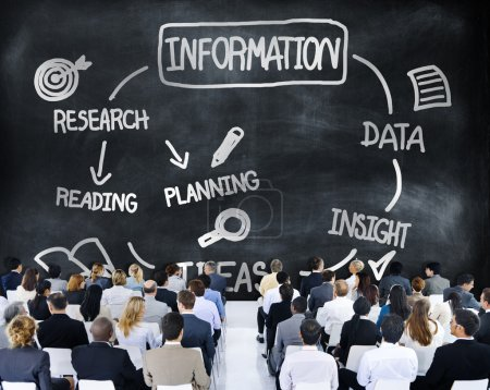 Information Learning Media Planning Concept