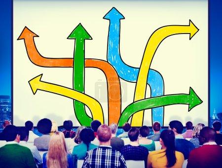 Directions Choice Change Decision Concept