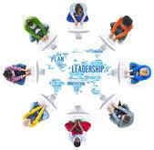 Šéf koncepce vedení