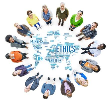 Morals Standards Concept